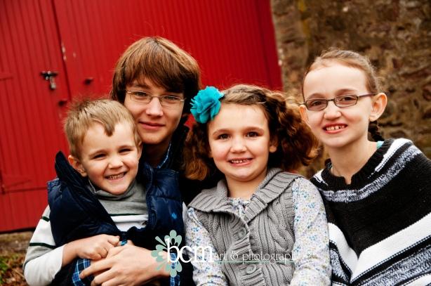 Family Portraits ~ www.bcmnotes.com