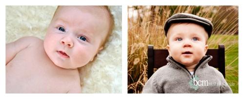 Newborn - 6 Month Portrait ~ bcm art & photography