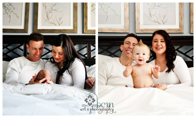 1st Birthday Portraits ~ bcm art & photography