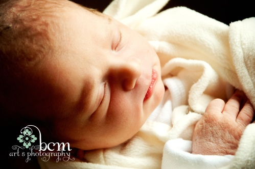 Newborn Photography ~ bcm art & photography 2013