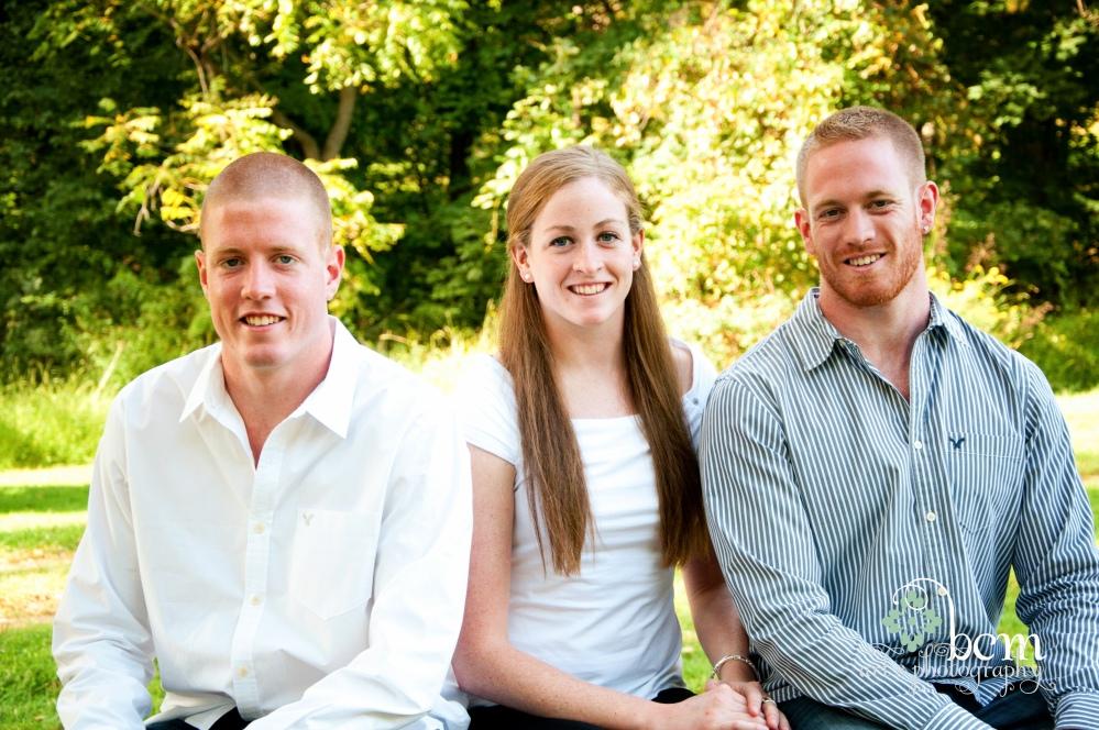 Family Portraits - bcm art & photography 2013