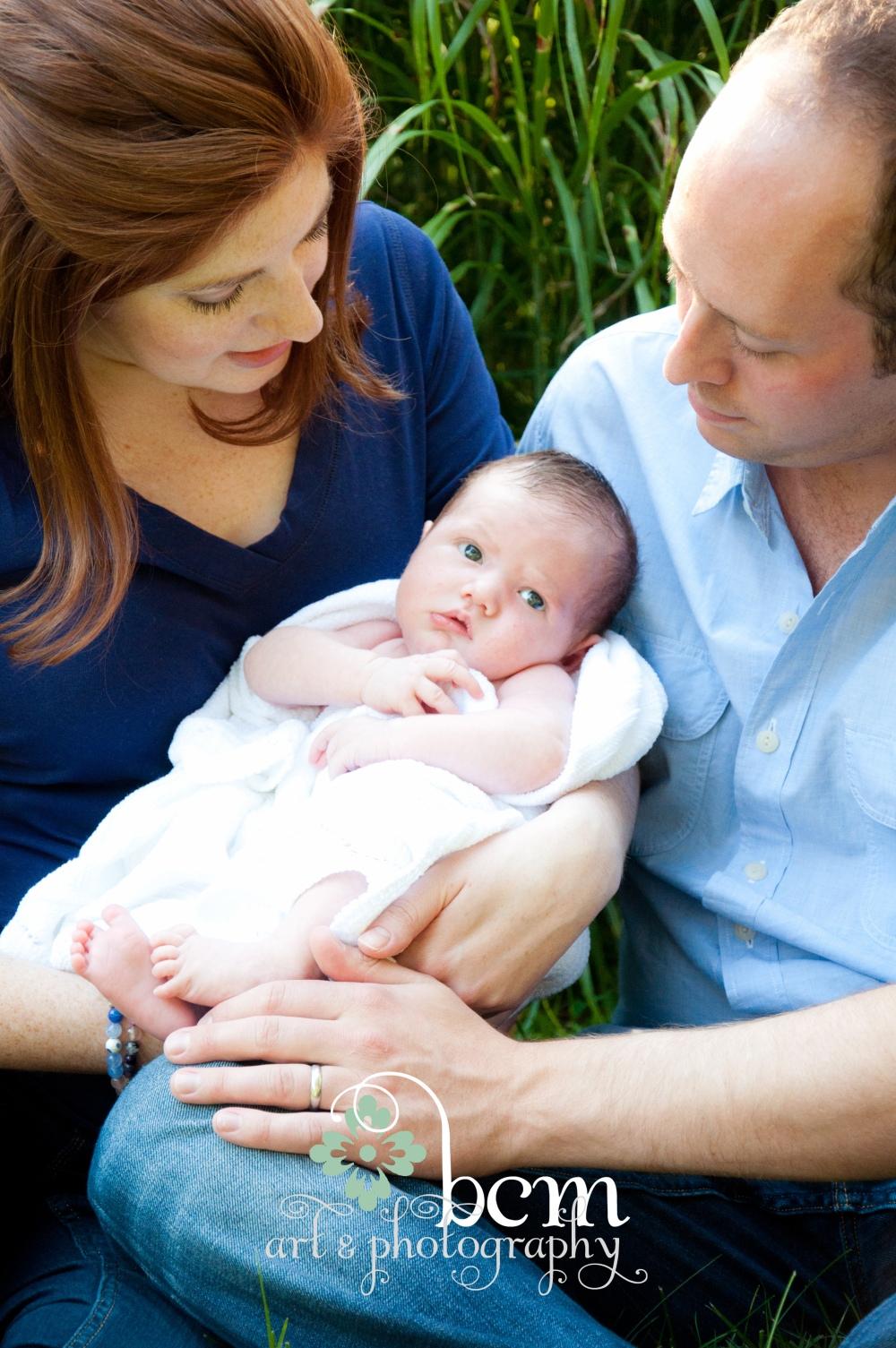 Newborn Portraits ~ bcm art & photography 2013