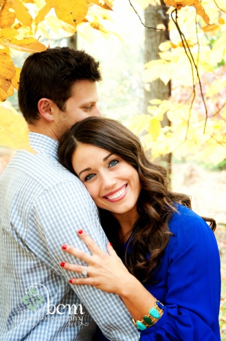 Engagement Portraits ~ bcm art & photography 2013