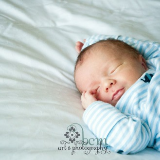 Newborn Portraits, bcm art & photography 2014