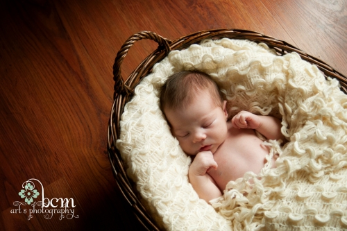 Newborn Photography ~ bcm art & photography 2014