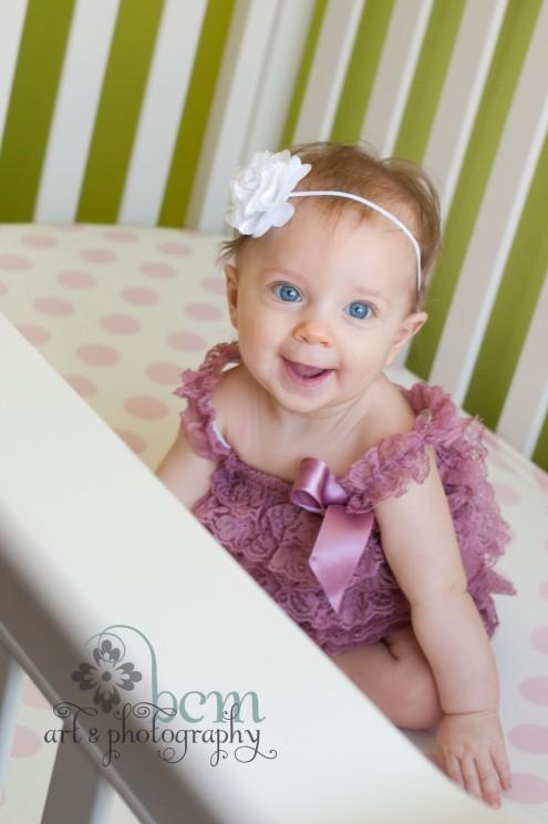 Infant Portrait ~ bcm art & photography 2015