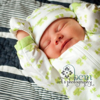 Newborn Portraits ~ bcm art & photography 2015